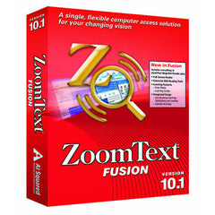 ZoomText Fusion