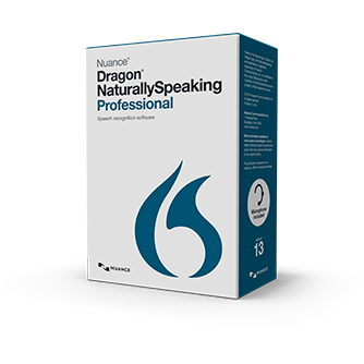 Dragon NaturallySpeaking Professional en français