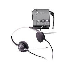 Plantronics Dual Channel Headset