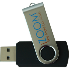 iZoom USB Magnifier Reader