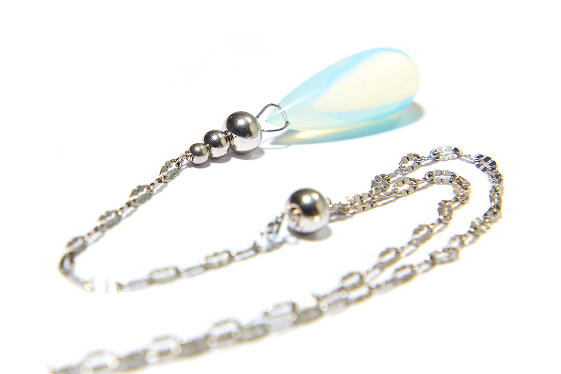 Opalite Drip Necklace