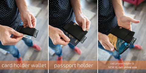 The Minimalist Invisible Wallet