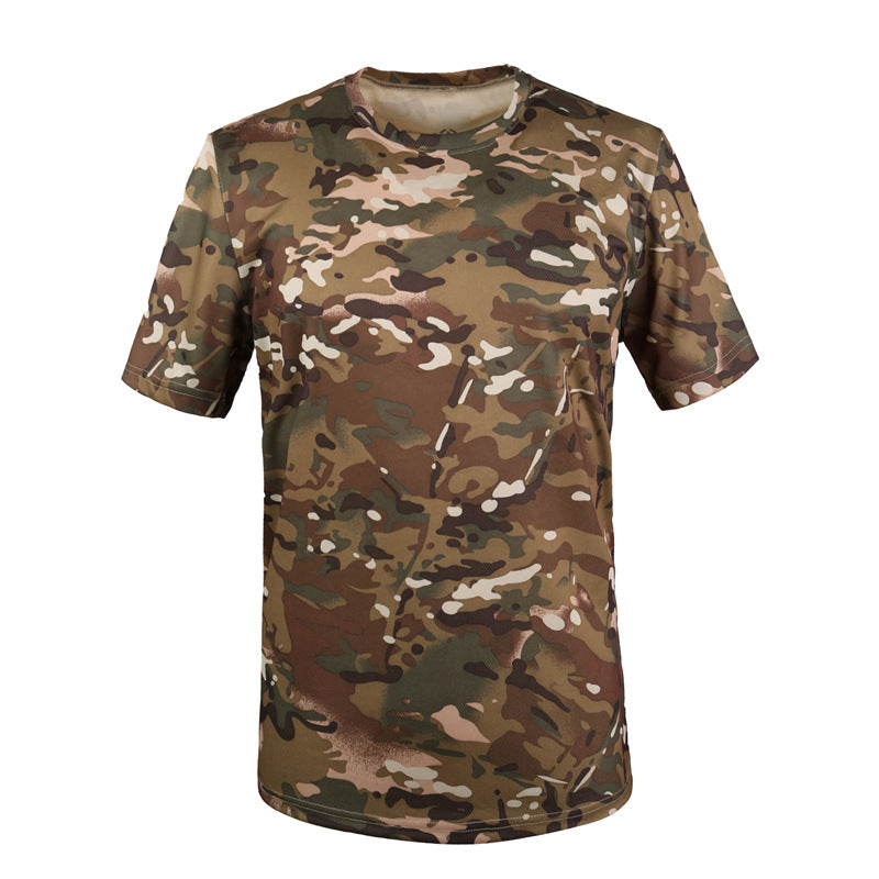 Outdoor Quick-Dry Breathable T-shirt
