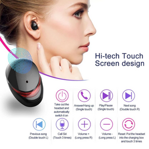 Wireless Bluetooth 5.0 [Free shipping on the last day]