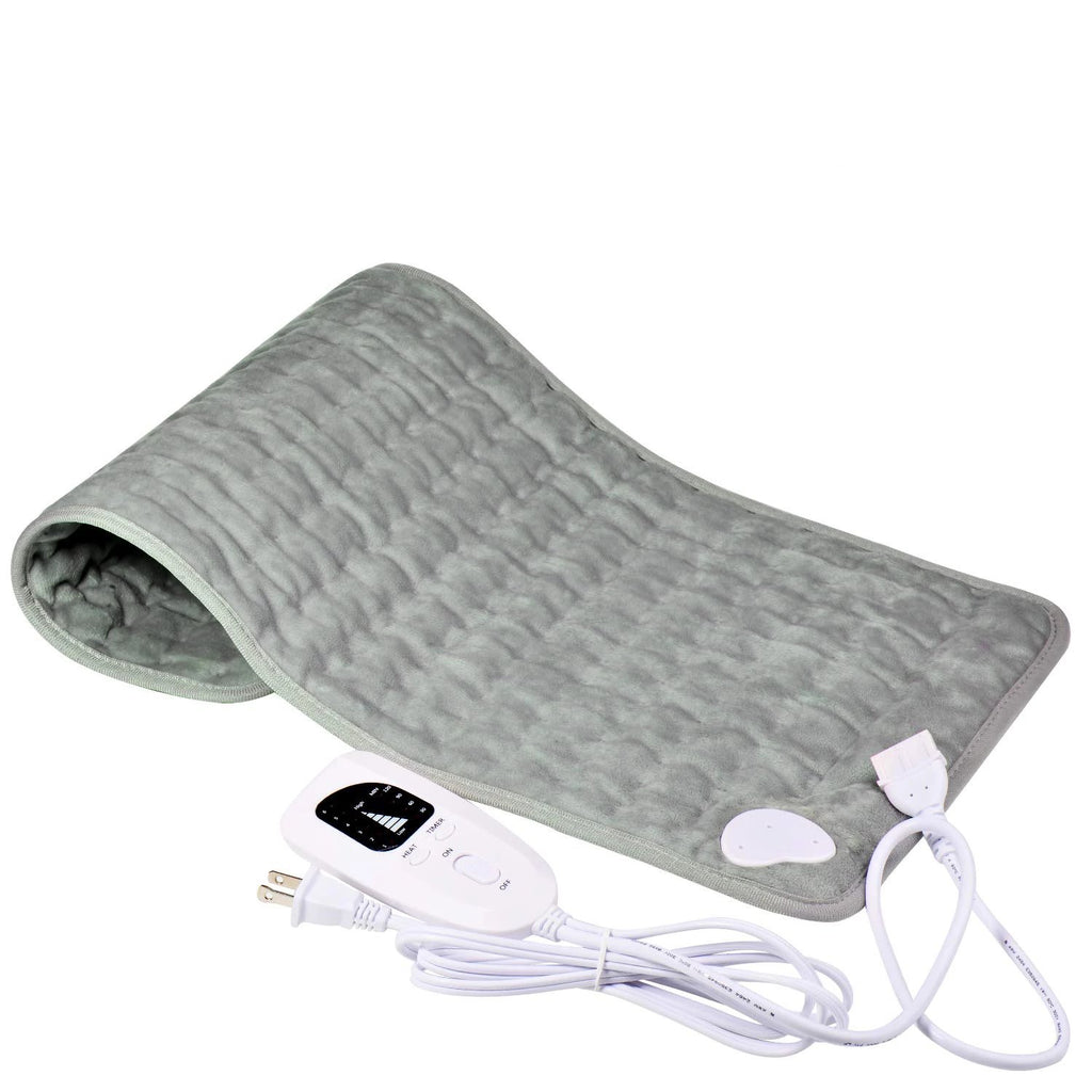 "Heating Pad, Electric Fast-Heating Machine Washable Pad,  (12""x24"")"