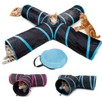 Dropshipping Pet Cat Tunnel Toys for Cat Kitten