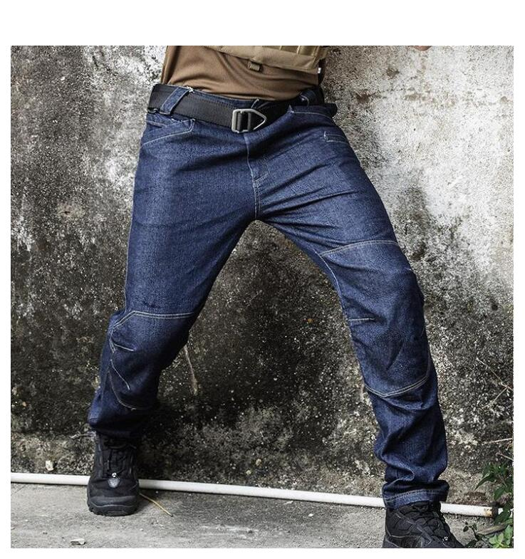 Tactical Waterproof Jeans- For Male or Female