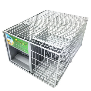 Professional Reusable Bigger Rat Trap Cage Animal Pest Rodent Mice Mouse Bait Catch Capture