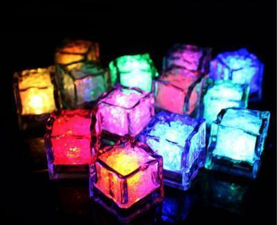 36PCS color changing ice cube LED night light