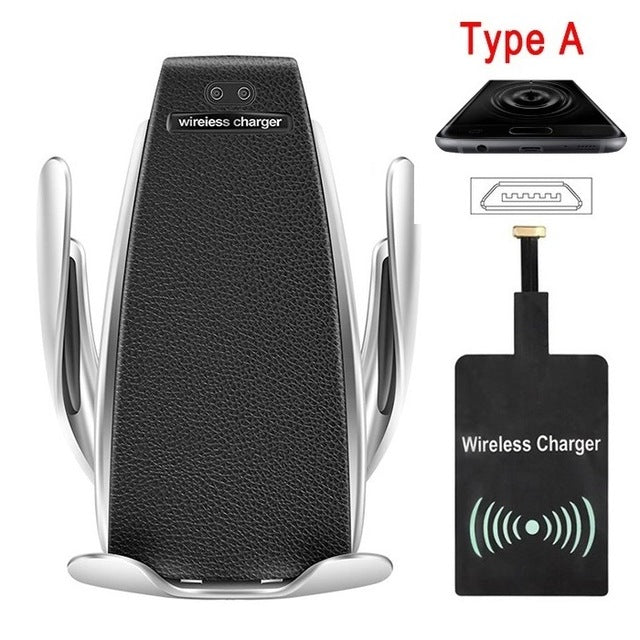 Smart Automatic Clamping Car Wireless Charger