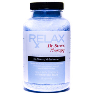 Relax Rx Collection - 19 Oz - 8 Pack