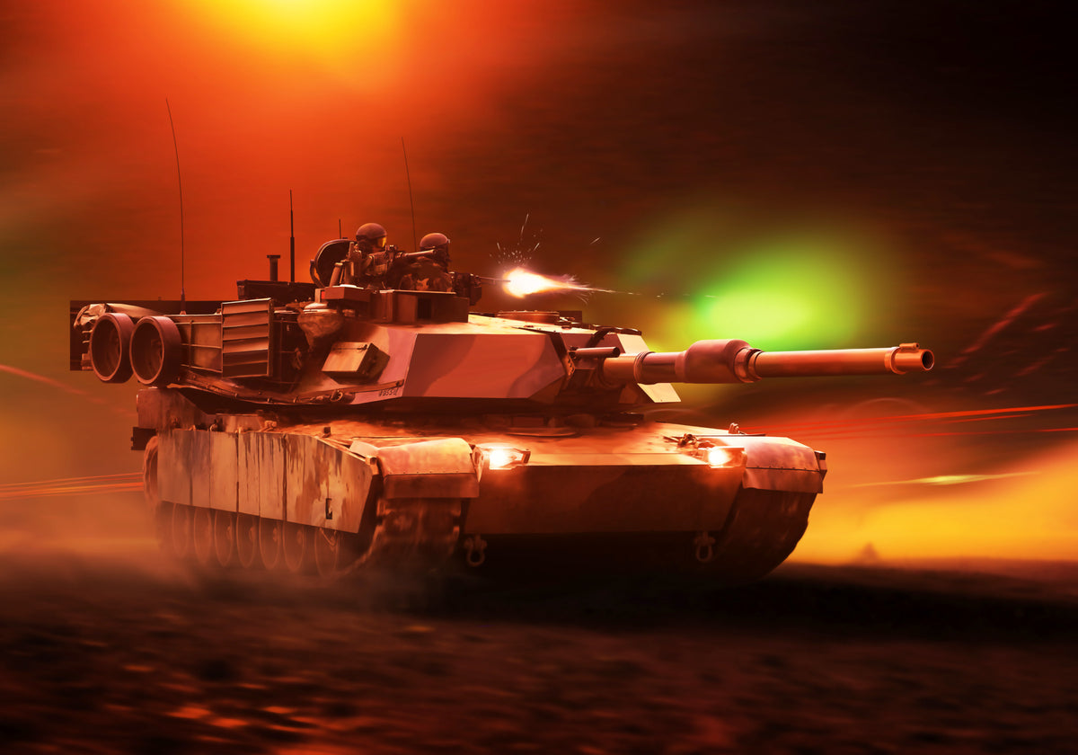 Ron Cole: Tanks & Fighting Vehicles