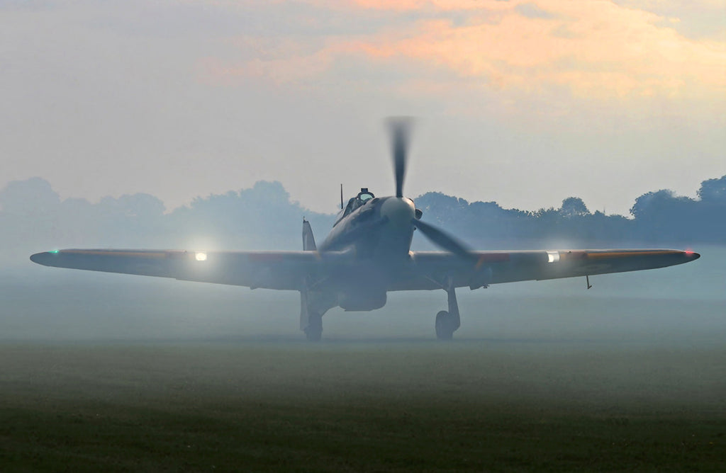Dawn Hurricane: RAF Hawker Hurricane - Cole's Aircraft - 1