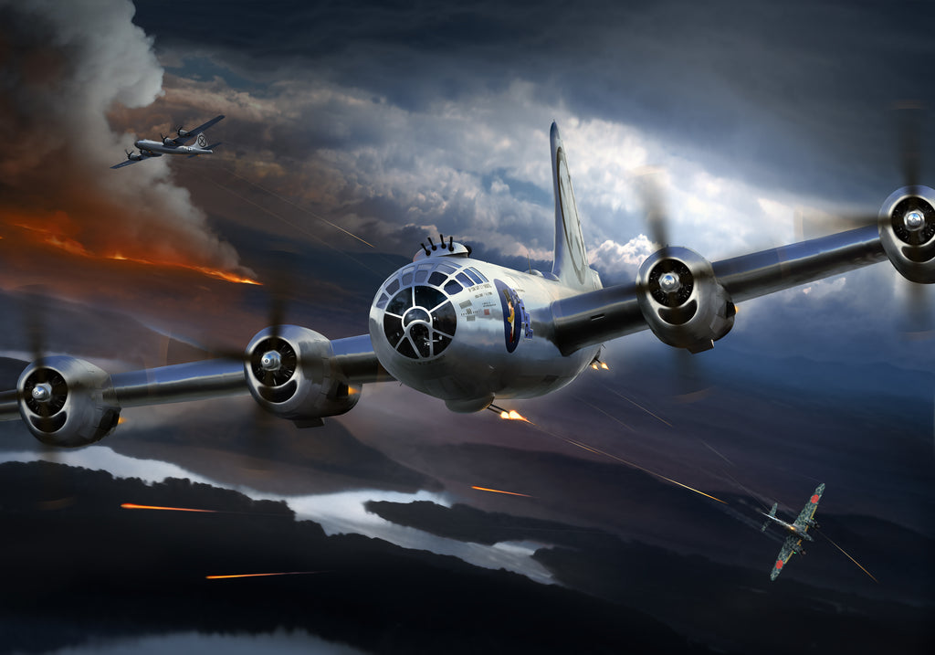 Boeing B-29 Superfortress 'Big Time Operator'