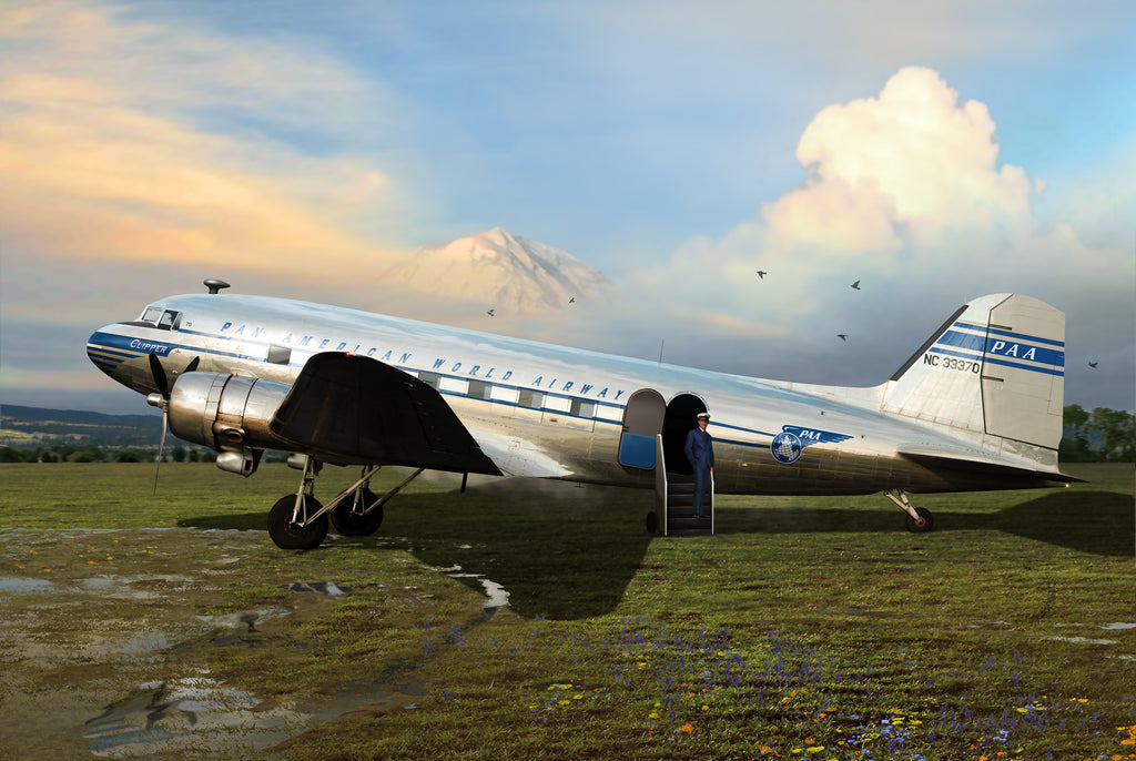 Pan American World Airways Douglas DC-3 Clipper