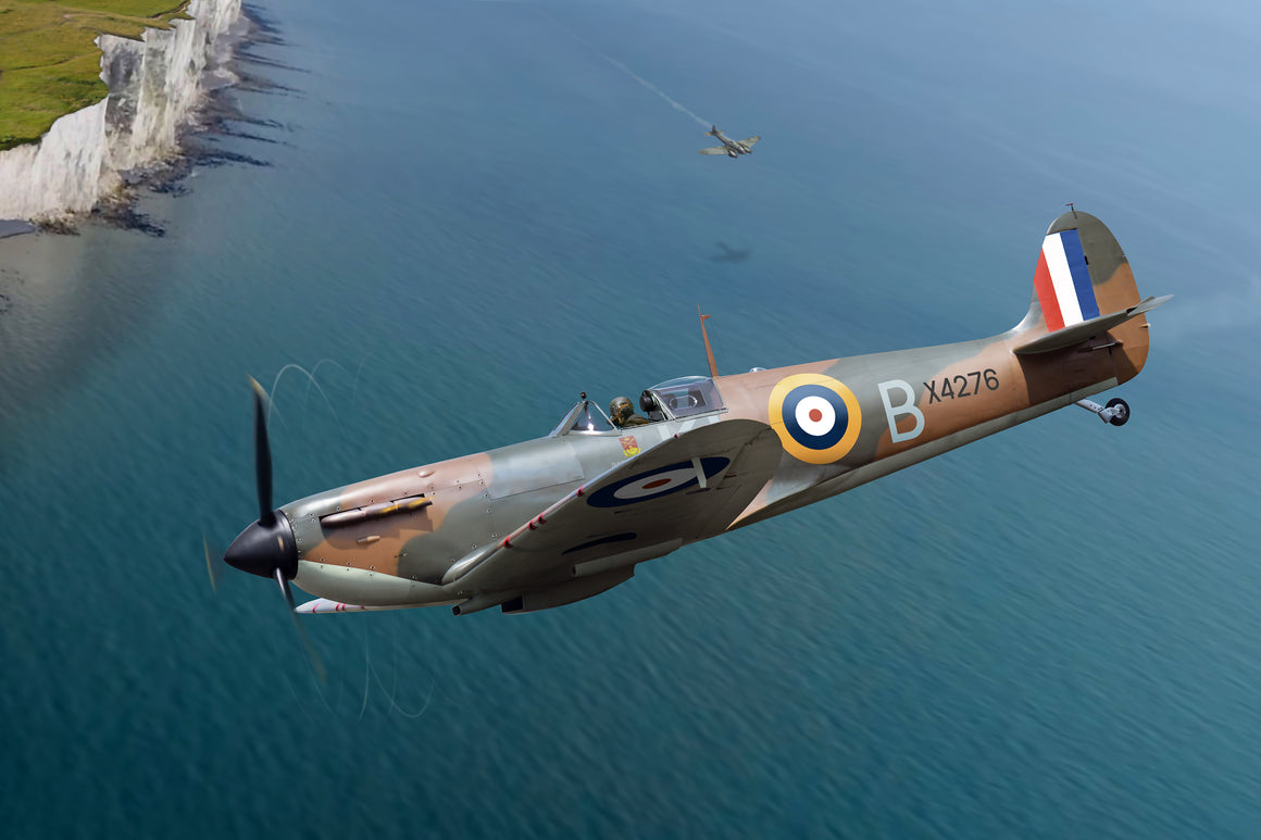 RAF Spitfire Mk I, 54 Squadron, Battle of Britain