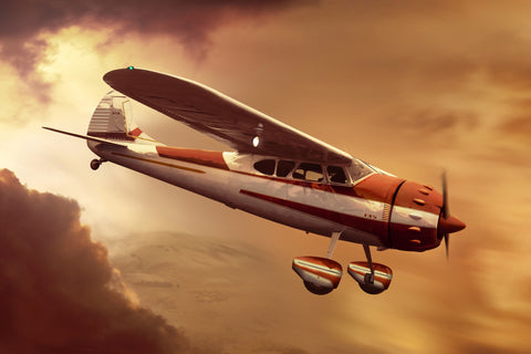 1947 Cessna 195 - Cole's Aircraft - 1