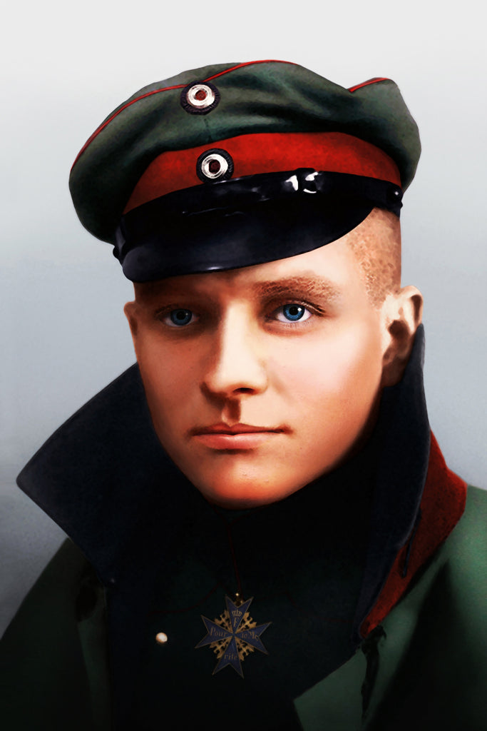 Manfred von Richthofen, by Ron Cole
