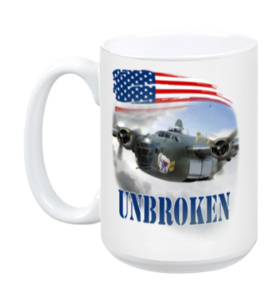 Zamperini's Super Man Mug - Cole's Aircraft - 1