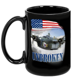 Zamperini's Super Man Mug - Cole's Aircraft - 4