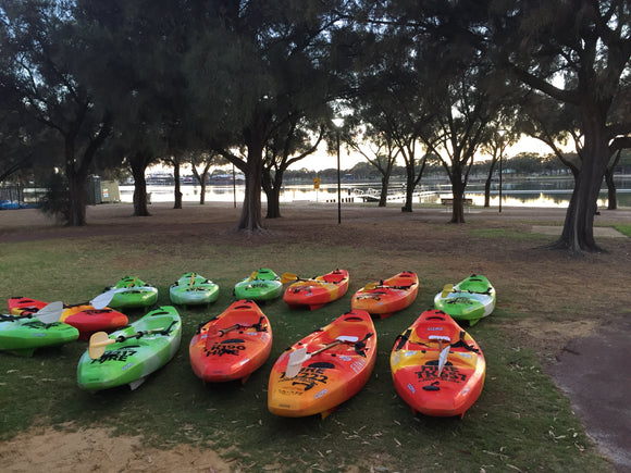Kayak Hire Mandurah