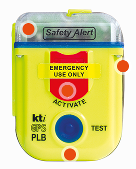 PLB Personal Locator Beacon