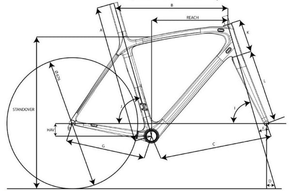 frame geometry specifications