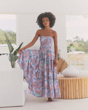 Load image into Gallery viewer, Jaase Salsa Maxi - Rainbow Sherbet Print