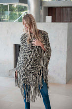Load image into Gallery viewer, Cienna Boho Poncho