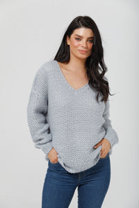 Brave + True Cisco Knit