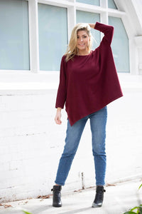 Boho 'Avery' Knit Top