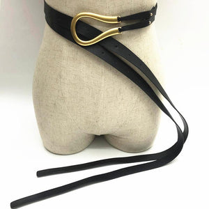 YAS 'Josie' Small Buckle Belt