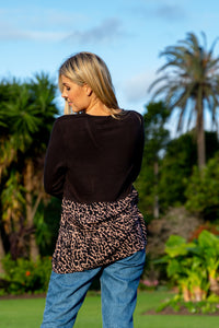 Boho 'Lackara' Tier Top