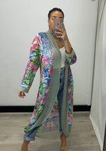 Load image into Gallery viewer, Gigi & Ella Kimono - Floral