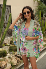 Load image into Gallery viewer, Gigi & Ella Short Kimono