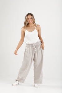 Homelove the Label Chill Pants - Linen Viscose