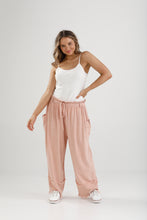 Load image into Gallery viewer, Homelove the Label Chill Pants - Linen Viscose