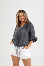 Load image into Gallery viewer, Homelove the Label Footloose Top - Cotton