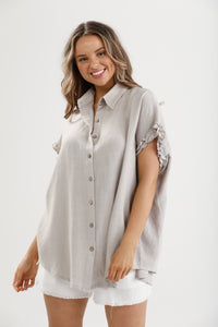 Homelove the Label Sunshine Shirt - Linen Viscose