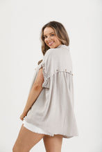 Load image into Gallery viewer, Homelove the Label Sunshine Shirt - Linen Viscose