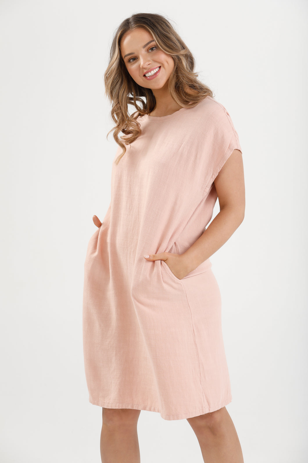 Homelove the Label Fancy Free Dress - Linen Viscose
