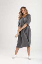 Load image into Gallery viewer, Homelove the Label Chill Dress - Linen Viscose