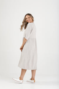 Homelove the Label Chill Dress - Linen Viscose