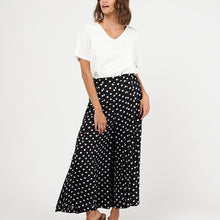 Load image into Gallery viewer, Label of Love Palazzo Pants - Black Spot