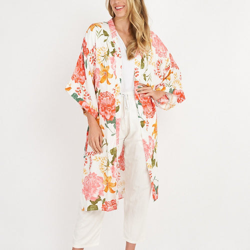 Label of Love Kimono - Wildbloom