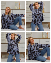Load image into Gallery viewer, Love Lily Sweater -  Kylie Tie-Dye