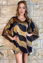 Load image into Gallery viewer, Mila Alexandra Silk Kaftan - 'Millie'