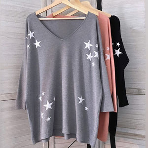 Love Lily Star Knit