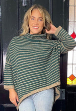 Load image into Gallery viewer, Worthier Striped Jumper