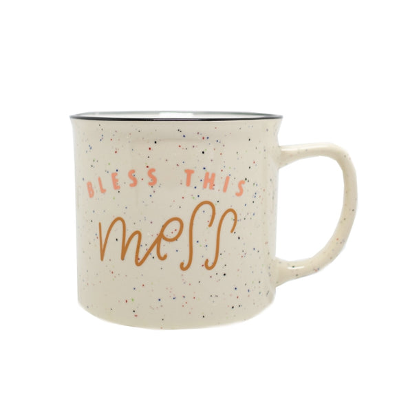 Bless This Mess Coffee Mug